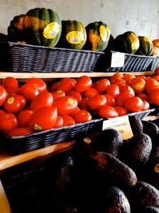 Great local produce!  Yum!